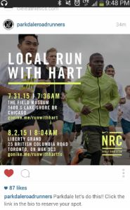 Local Run with Hart