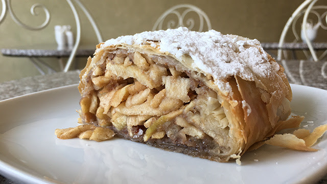 Schillings apple strudel